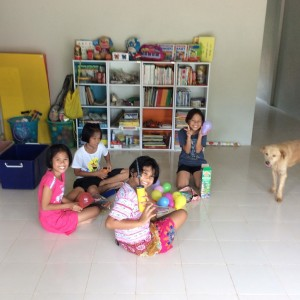 Volunteer at Island Learning Tree Koh Phayam